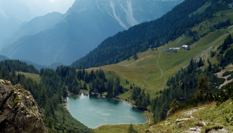 Friuli Venezia-lago